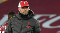 Trenér Liverpoolu Jürgen Klopp