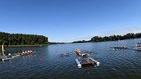 Mistrovství světa v rychlostní kanoistice do 23 let se koná v portugalském Montemoru.