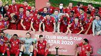 Fotbalisté Bayernu Mnichov vyhráli mistrovství světa klubů