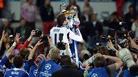 Triumf v Lize mistrů v barvách Chelsea z roku 2012 patří mezi nejvýznamnější momenty kariéry Petra Čecha.