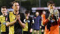 Fotbalisté Marine AFC předvedli proti Tottenhamu nebojácný výkon.