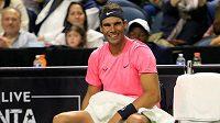 Rafael Nadal patří k největším postavám světového tenisu