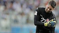 Fotbalisté Tuniska přišli na mistrovství světa o brankářskou jedničku Muizze Hasana. Ten je zraněný.
