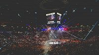 Tentokrát po strop, na MMA bude v O2 areně vyprodáno.