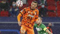Hráči Juventusu včetně své největší hvězdy Cristiana Ronalda se nejspíš nebudou moci připojit k reprezentaci