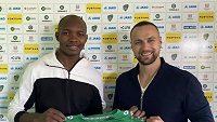 Příbramské fotbalisty posílí obránce Idrissa Diarra z Mali.