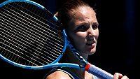 Karolína Plíšková se těší na grandslamové US Open