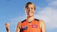 Talentovaná australská sportovkyně Jacinda Barclayová zemřela, bylo jí 29 let.