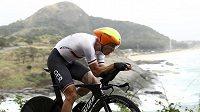 Tony Martin na olympiádě v Riu.