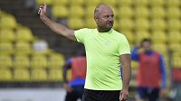 Trenér Liberce Pavel Hoftych