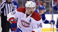 Hokejový útočník Tomáš Plekanec v dresu Montrealu. Bude toto spojení i nadále platit?