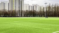 krajinský fotbalový klub Karpaty Lvov má pětadvacet případů nákazy koronavirem (ilustrační foto)