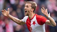 Tomáš Souček věří, že Slavia vyhraje i finále MOL Cupu
