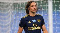Obránce Arsenalu David Luiz