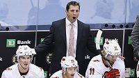 Trenér hokejistů Caroliny Rod Brind'Amour dostal pokutu 25 000 dolarů