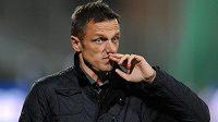 Novým trenérem fotbalistů Baníku Ostrava se stal Luboš Kozel.