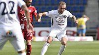 Michal Kadlec mohl být se svým výkonem po návratu do Slovácka spokojen