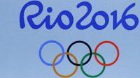 Logo olympijských her v Riu de Janeiru 2016 - ilustrační foto.