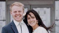 Hayden Holman se svou ženou.