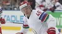 Hokejisty Pardubic posílil běloruský útočník Andrej Kosticyn