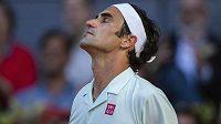 Roger Federer není z rozhodnutí pořadatelů v Římě příliš nadšený