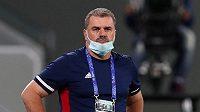 Ange Postecoglou ještě jako trenér celku Jokohama F Marinos.