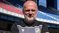 Michal Bílek je novým trenérem Viktorie Plzeň.