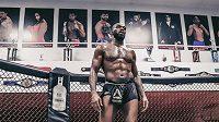 Jon Jones, obhájí svůj mistrovský pás v organizaci UFC?