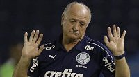 Trenér brazilských mistrů světa z roku 2002 Luiz Felipe Scolari byl po 13 měsících odvolán od fotbalistů Palmeiras