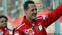 Michael Schumacher v dobách své aktivní kariér