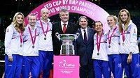 Ivo Kaderka se změnami ve Fed Cupu nesouhlasí
