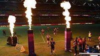 Ragbyová liga v Austrálii pokračuje