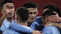 Fotbalisté Manchesteru City nejsou k zastavení...