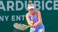 Sára Bejlek patří k velkým nadějím českého tenisu