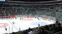 Na hokejové zápasy bude moci maximálně sto fanoušků