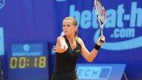 Iveta Benešová na Prague Open.