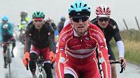 Dánský cyklistika Magnus Cort