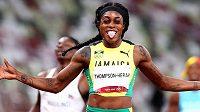 Jamajská běžkyně Elaine Thompsonová-Herahová