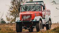 Aleš Loprais se chystá na Rallye Dakar