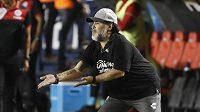 Diego Maradona, kouč Dorados.