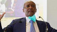 Prezidentem Konfederace afrického fotbalu (CAF) se stal jihoafrický miliardář Patrice Motsepe