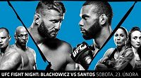 UFC a hvězdy, které se představí v Praze.