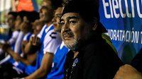 Diego Maradona má další problém