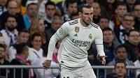 Gareth Bale není v Realu v jednoduché situaci