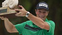 Poslední turnaj PGA Tour v tomto kalendářním roce vyhrál Nor Viktor Hovland