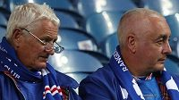 Fanoušci Rangers se na Letnou nedostanou...