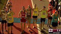 I takto mohou vypadat běžecké závody. Bez piva ani ránu.