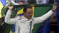 Felipe Massa se loučí se svou Brazílií...