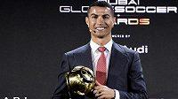 Cristiano Ronaldo kariéru rozhodně končit nehodlá