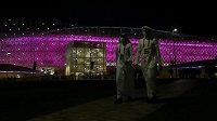 V Kataru otevřeli čtvrtý z osmi stadionů pro fotbalové mistrovství světa v roce 2022